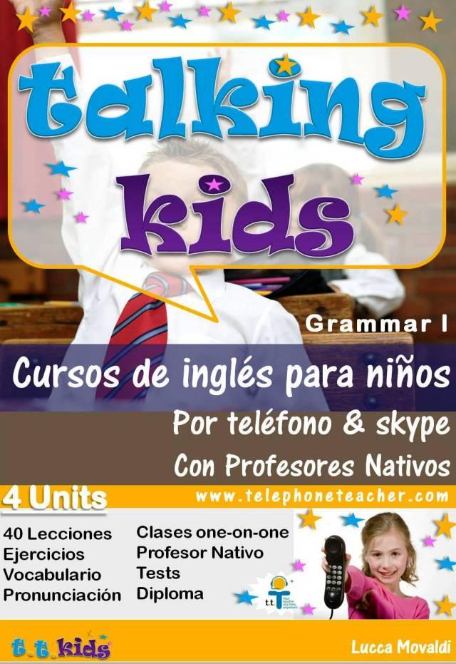 t.t. kids inglés para niños