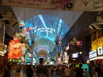 Fremont St. Las Vegas Pic. Movaldi´s © All Rights Reserved