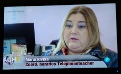 María Rivera ( socia y operations manager) nos cuenta cómo hablar un idioma puede ser muy fácil porque ella se encarga de personalizar los horarios de cada estudiante de acuerdo a sus necesidades específicas. Los horarios de clase pueden adaptarse desde las 6:30 AM hasta las 23:30 horas de lunes a viernes y media jornada los sábados.