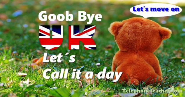 good bye uk