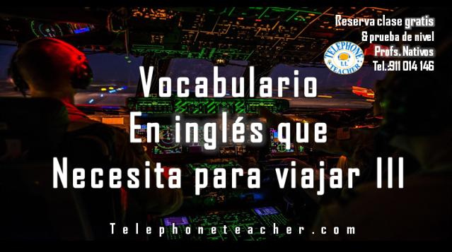 travel vocab. 3