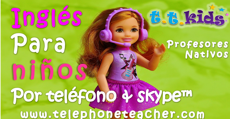 ¿Funcionan las clases para niños en telephoneteacher? Cursos de verano