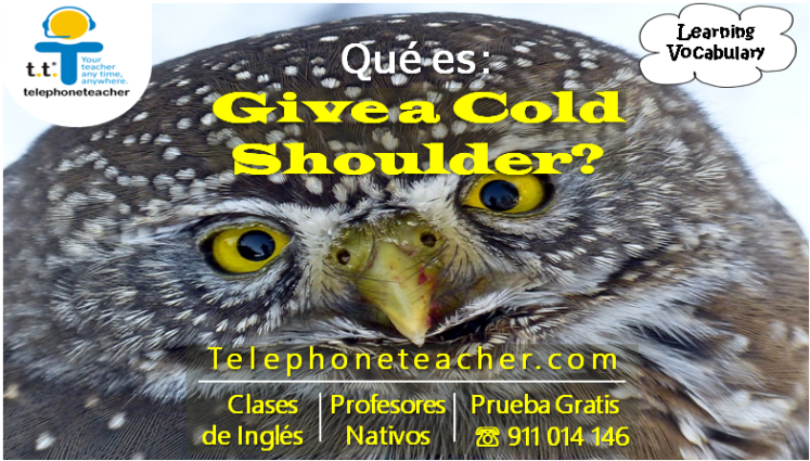 give-a-cold-shoulder
