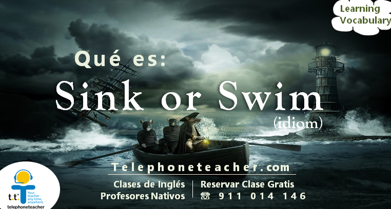 Learning Idioms: Sink Or Swim