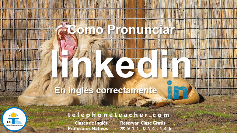 Cómo pronunciar Linkedin correctamente