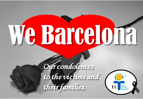 Our Deep Condolences To Barcelona