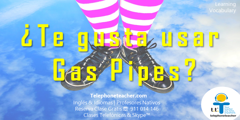 ¿Usas Gas Pipes?