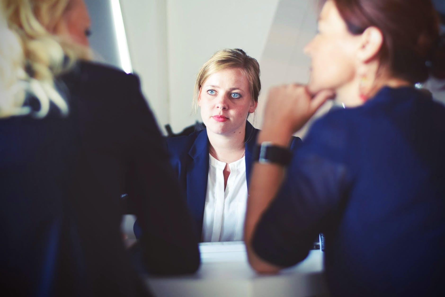 ¿Qué puedo preguntar en una entrevista de trabajo?