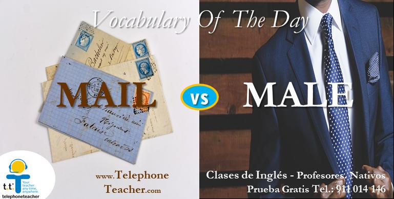 Aprendiendo Pronunciación: Mail Vs Male