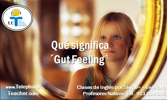 Qué significa Gut