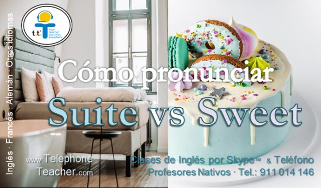 suite vs sweet