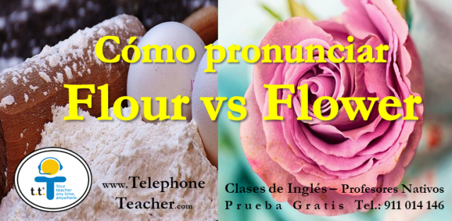 flour vs flower