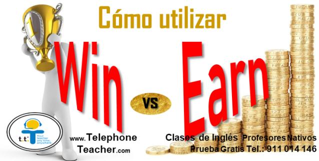win earn